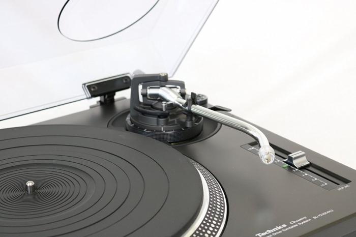 Technics Schallplattenspieler