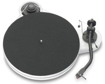 Pro-ject Rpm 1.3 Genie Plattenspieler (Ortofon 2M Red) weiß - 1