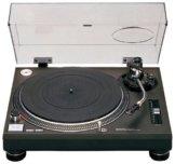 Technics SL 1210 MK2 Plattenspieler schwarz - 1