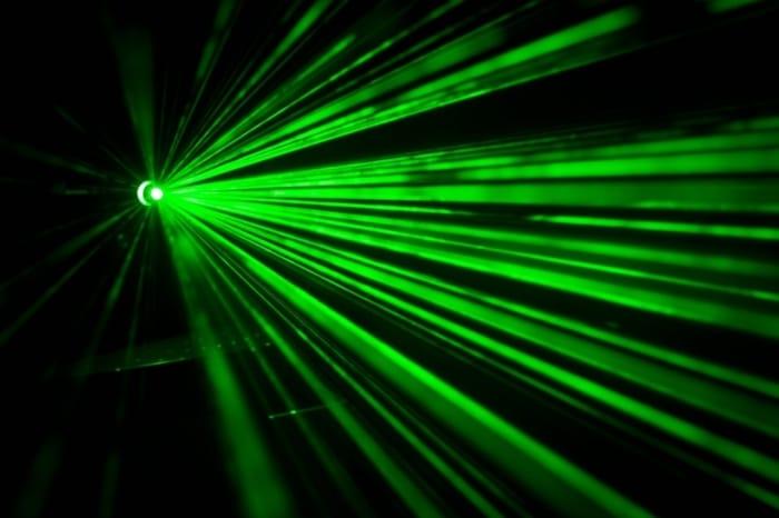 Laserplattenspieler