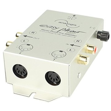 Phono-Vorverstärker easy Phono Analogis - 1