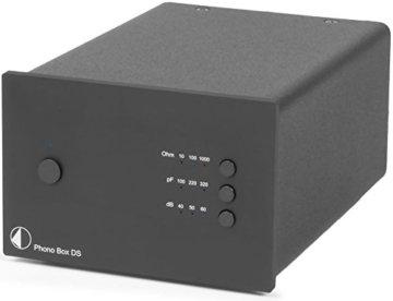 Pro-Ject Phono Box DS - Phono-Vorverstärker (MM/MC) schwarz - 1